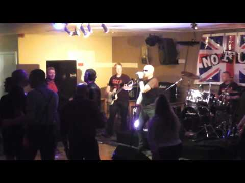 No Fun Live@Newton Aycliffe Sports Club in aid of Project Pe