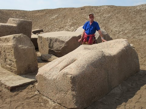 Evidence Of Massive Ancient Cataclysm At Tanis In The Nile Delta Of Egypt