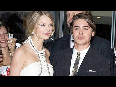 taylor swift dating zac efron 2016