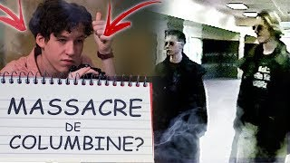 MASSACRE DE COLUMBINE EM 13 REASONS WHY??? - TEORIA