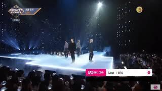 BTS -  LOST ( BTS COUNTDOWN 20171012 @M COUNTDOWN)