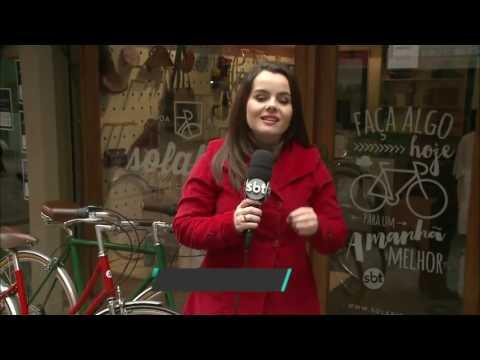 Projeto em Porto Alegre oferece bases de apoio para ciclistas