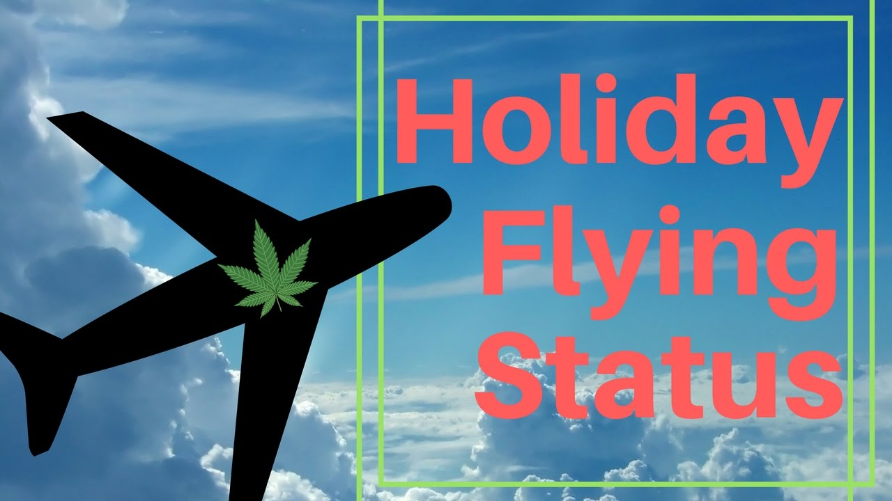 4 Pointers to Get You & Your Cannabis Home for the Holidays