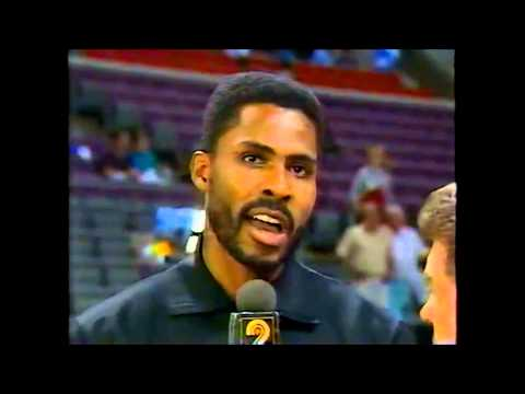 """Chuck Daly: """"One On One"""" With Buck Williams"""