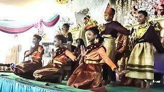 Tari Jepin 6 Orang Wedding Yud  Tbm Hesti Mora
