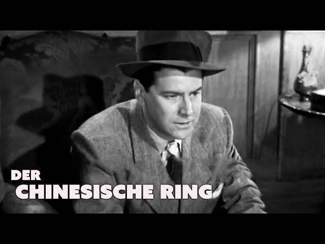Der Chinesische Ring (Mysteryfilm in voller Länge, Klassiker Filme mit Untertiteln auf Deutsch)