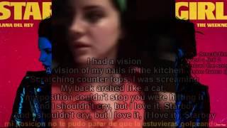 Stargirl feat. Lana Del Rey Lyrics Subtitulado Español + Download