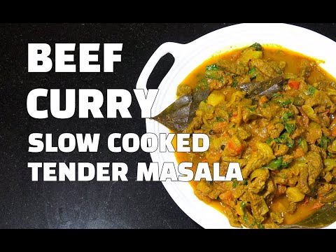 Beef Curry - How to make Beef Curry - Beef Curry Youtube