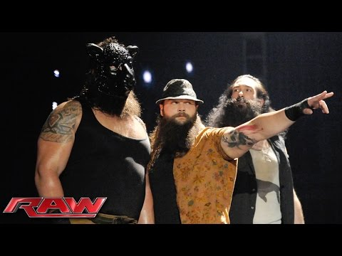Does Roman Reigns fear failure?: Raw, October 12, 2015