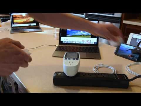 Apple USB-C & USB-A Charger Comparison: 87W 61W 29W 12W 5W w/ MacBook Pro, iPhone, iPad Pro & Mini