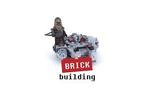 Lego Star Wars Millenium Falcon Microfighter - 75193