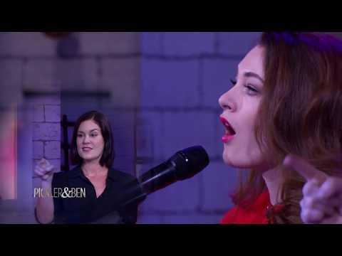 Mandy Harvey Performs Maras Song on Pickler & Ben