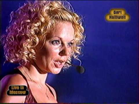 Geri Halliwell -  Live in Moscow
