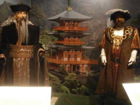 MUSEU DOS DESCOBRIMENTOS LAGOS   DISCOVERIES WAX MUSEUM 3
