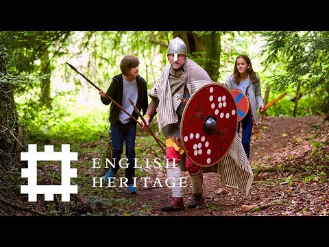 An Interview with an Anglo-Saxon Warrior
