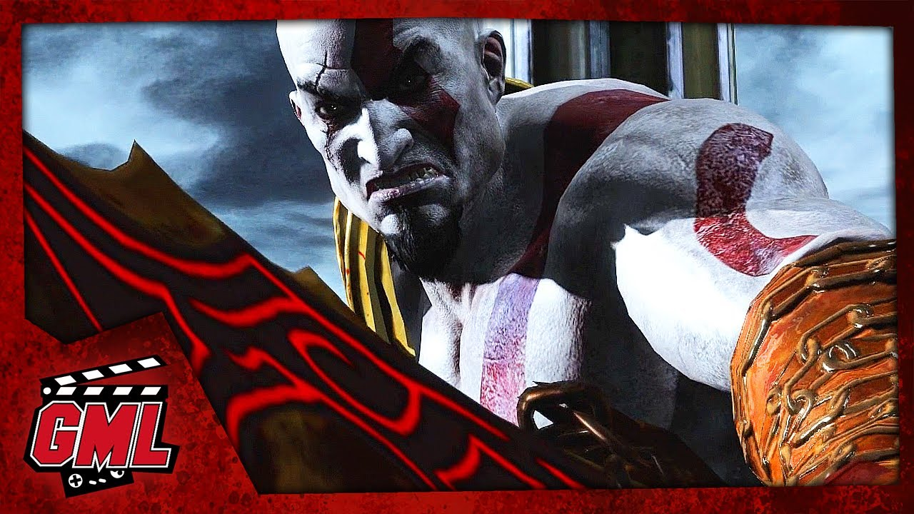 GOD OF WAR 3 - FILM JEU COMPLET EN FRANCAIS
