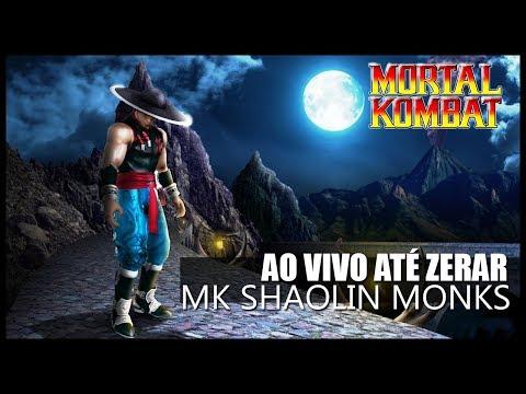 Mortal Kombat Shaolin Monks - HD 60Fps (CAMPANHA KUNG LAO) #1