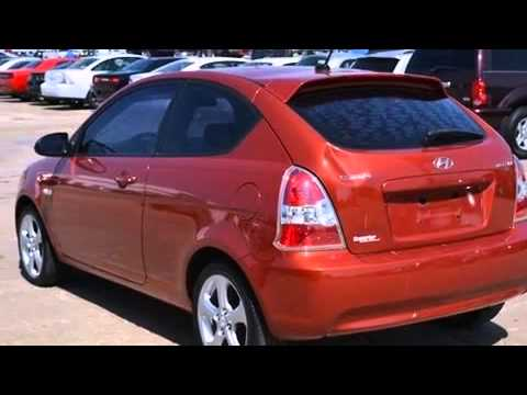 2009 Hyundai Accent Hatchback SE