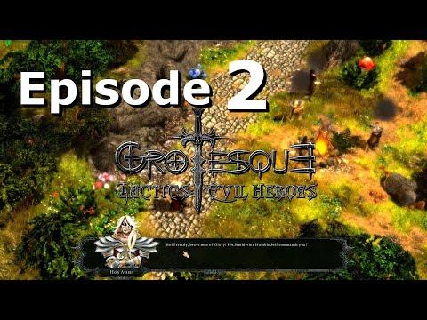 Grotesque Tactics Evil Heroes Gameplay Episode 2 |