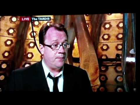 BBC Wales Interview Russell T Davies.