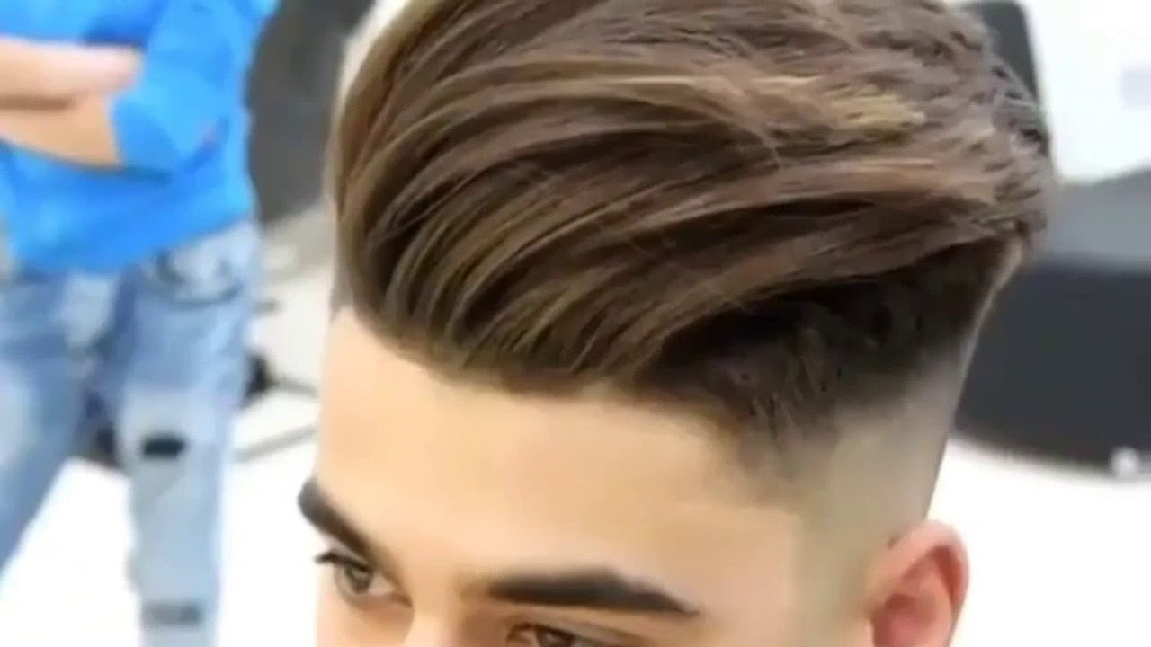 Top 4 Long Hair cutting Style for Men l New Fancy Lifestyle .,