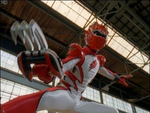 Power Rangers Jungle Fury - Bad to the Bone - Red Ranger vs Hamhock (Episode 15)