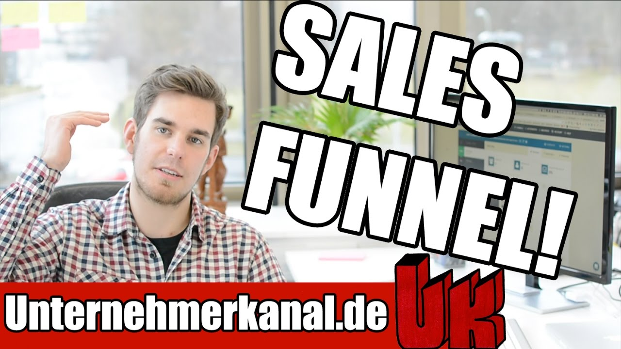 Sales Funnel erstellen? Online-Marketing Tutorial auf deutsch inkl. Software (Clickfunnels)