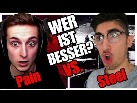 😅😂 Steel VS. Pain - WER IST BESSER?! | Fortnite Battle Royale