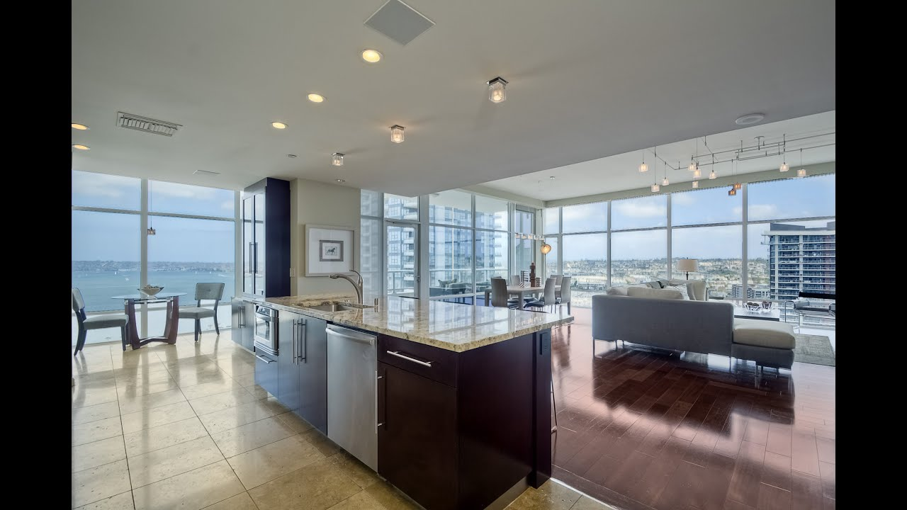 Downtown san diego condo for sale luxury 2 bedroom with - 2 bedroom suites in san diego ca ...