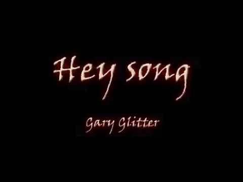 Hey Song  Rock n roll part 2 Gary Glitter