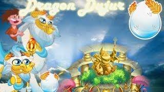SANTUARIO DE CRIA : como sacar al dragon dujur de dragon city