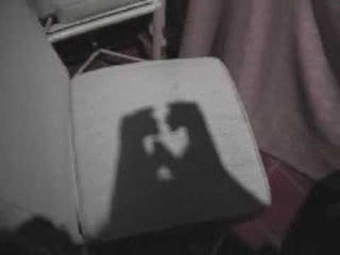 Something is. hand shadow sex