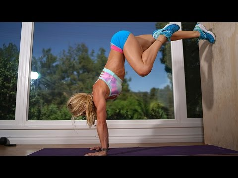 5 Minute Fat Burning Workout #105