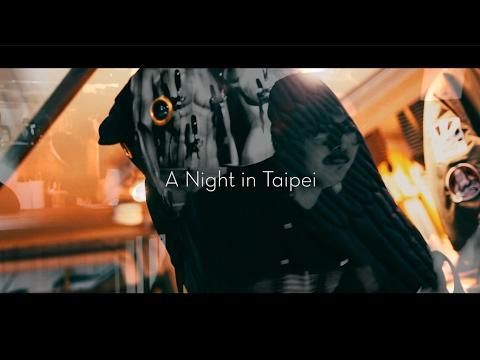 a night in taipei