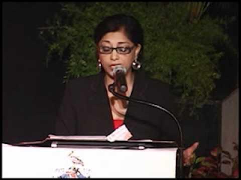 COTE 2010 - Ms Josanne Leonard (Part 1)