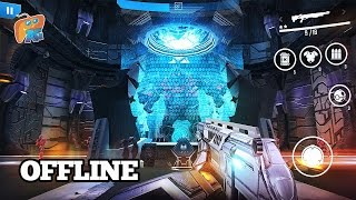 Top 10 Offline FPS Games for Android iOS 2017![AndroGaming]