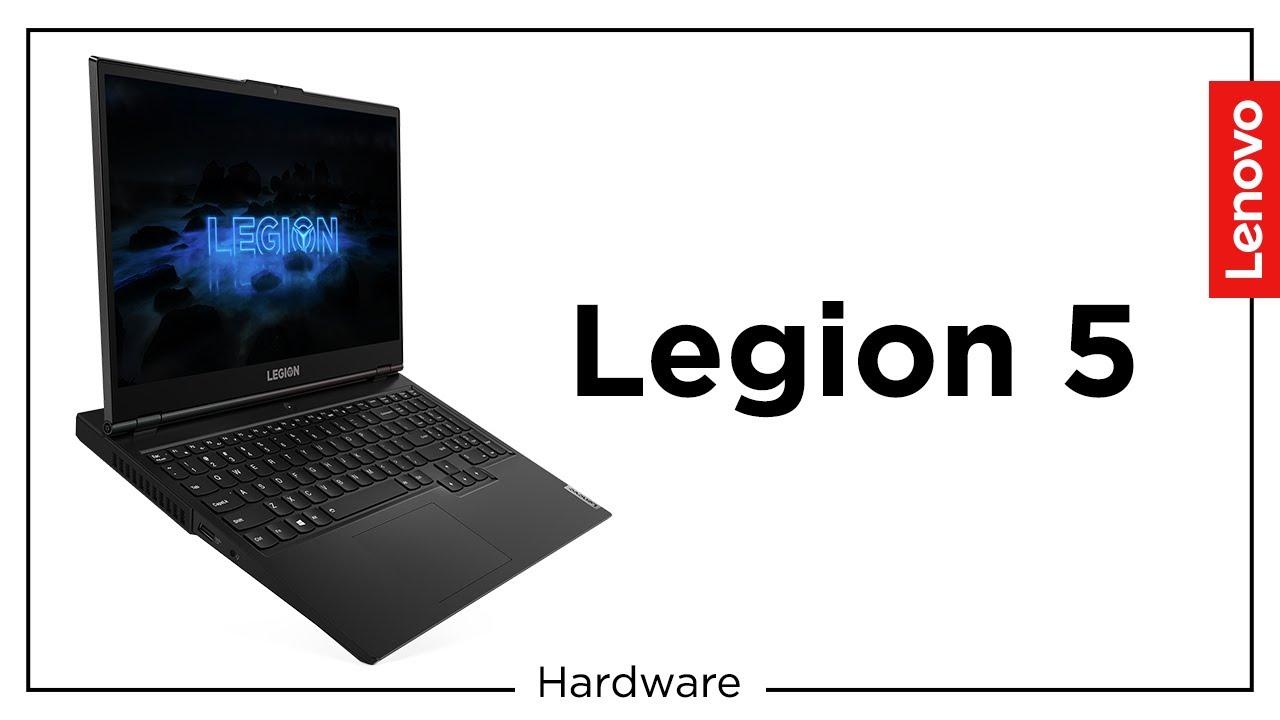 Legion 5 – test – recenzja Hardware na Luzie #54