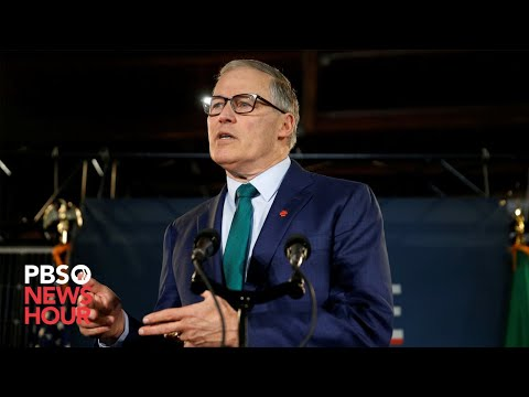 PBS NewsHour: WATCH LIVE: Washington Governor Jay Inslee gives coronavirus update -- May 28, 2020