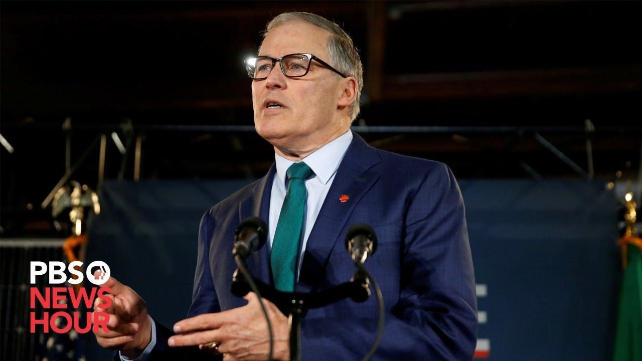 WATCH LIVE: Washington Governor Jay Inslee gives coronavirus update -- May 28, 2020