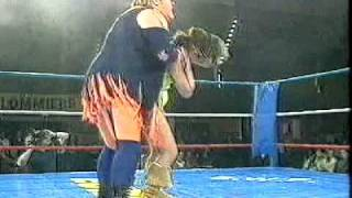 Gaby Lailee vs Klondyke Kate