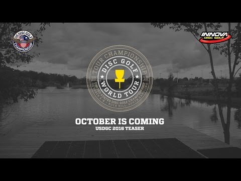 "USDGC 2016 Trailer - ""October Is Coming"""