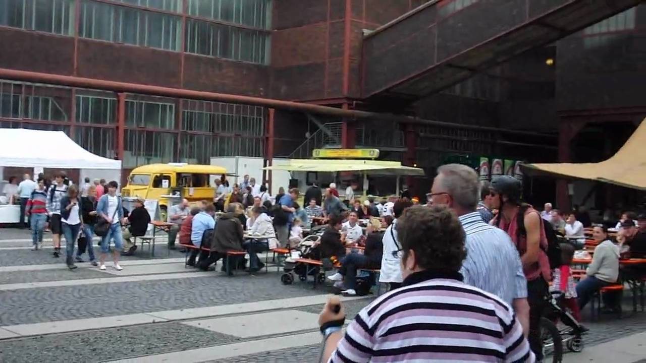 Zeche Zollverein Essen Ruhr2010