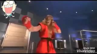 Video Lucu Banget Jacky Chan Jadi Street Fighter
