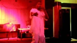 "Mix Master Cash - Live at The 2nd Street Cafe / L.A.,CA. - ""Get A Job"": 07/01/10."