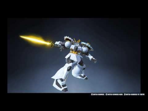 Gundam Breaker 3 build request R-GyaGya Update