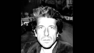 Leonard Cohen - A Singer Must Die (Hannover 1979)