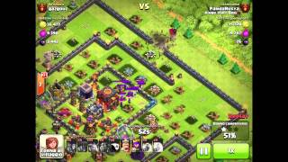 Clash of Clans - 128 trophies in 4 Hours, around 4200 trophies.