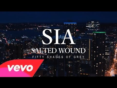 Sia - Salted Wound (Official Video)