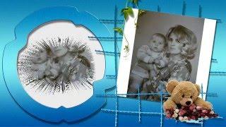 Храни тебя, сынок - Для Олега Адищева.(Мама дарит сыну на юбилей, а я воплотила её желание вот в такой видеоролик на прекрасную песню в исполнении..., 2016-03-24T16:12:32.000Z)