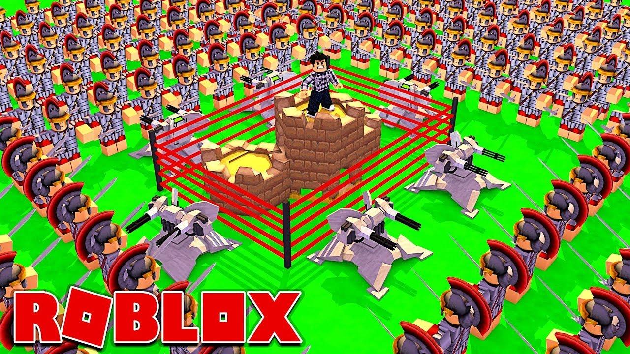 La Meilleure Base Ultra Securisee Au Monde Roblox Fortress